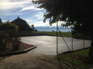Der neue Schulhausplatz