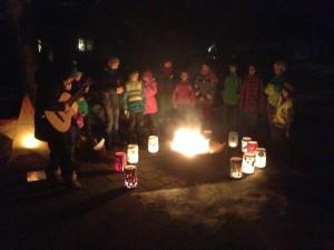 Singen und Geschichten erzählen
